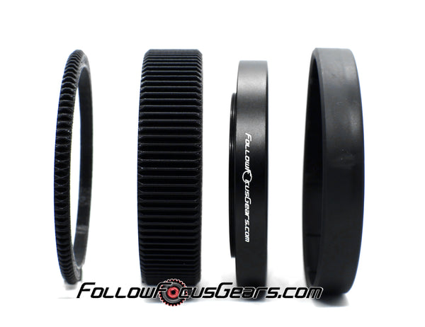 Seamless™ Follow Focus Gear for <b>Contax Zeiss 60mm f2.8 Planar - S</b> Lens