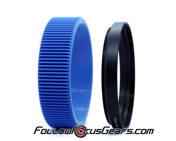 Seamless™ Follow Focus Gear for <b>Konica Hexanon AR 50mm f1.4</b> Lens