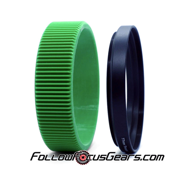 Seamless™ Follow Focus Gear for <b>Fujinon GF 23mm f4 R LM WR</b> Lens