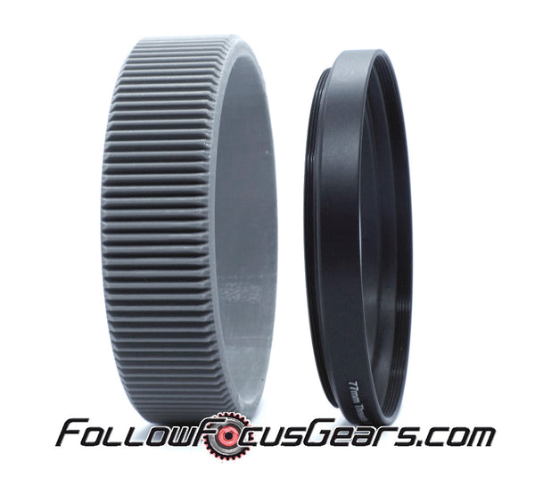 Seamless™ Follow Focus Gear for <b>Olympus OM System Zuiko Auto-Macro 50mm f2</b> Lens
