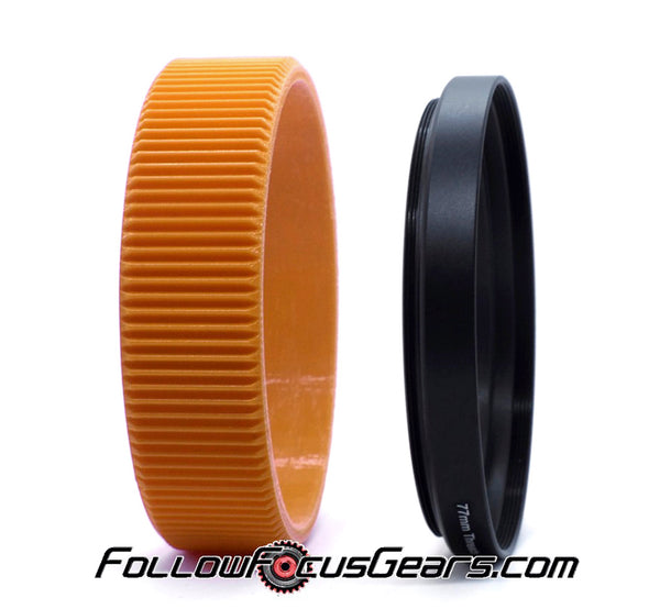 Seamless™ Follow Focus Gear for <b>Sony FE 24mm f1.4 GM</b> Lens
