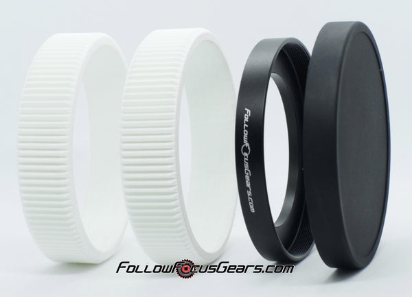Seamless™ Follow Focus Gear for <b>Panasonic Lumix G 12-60mm f3.5-5.6 Vario ASPH Power O.I.S.</b> Lens