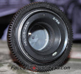 Seamless Follow Focus Gear for <b>Helios 58mm f2 44M</b> Lens