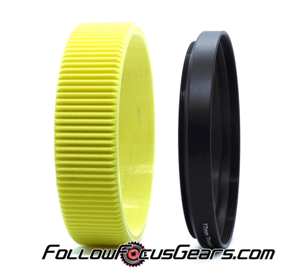 Seamless™ Follow Focus Gear for <b>Nikon Nikkor - S 50mm f1.4</b> Lens