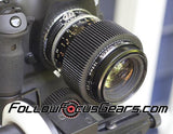 Seamless™ Follow Focus Gear for <b>Nikon 105mm f2.8 Micro Ai-S</b> Lens