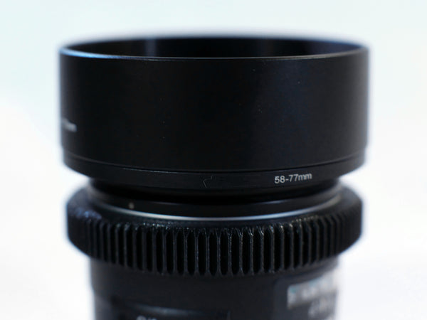 <b>49-77mm<b/> Step Up Adapter