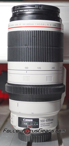Canon EF 100-400mm f4.5-5.6 L IS USM II