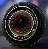 Seamless™ Follow Focus Gear for <b>Cosinon Auto MC 35mm f2.8</b> Lens