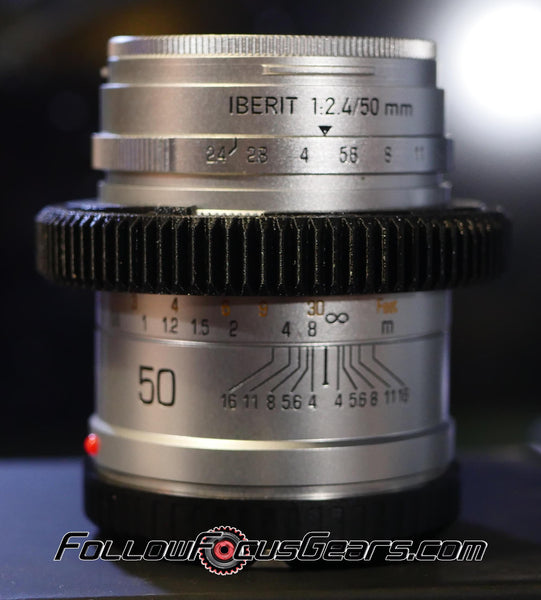 Seamless Follow Focus Gear for HandeVision 50mm f2.4 Iberit Lens