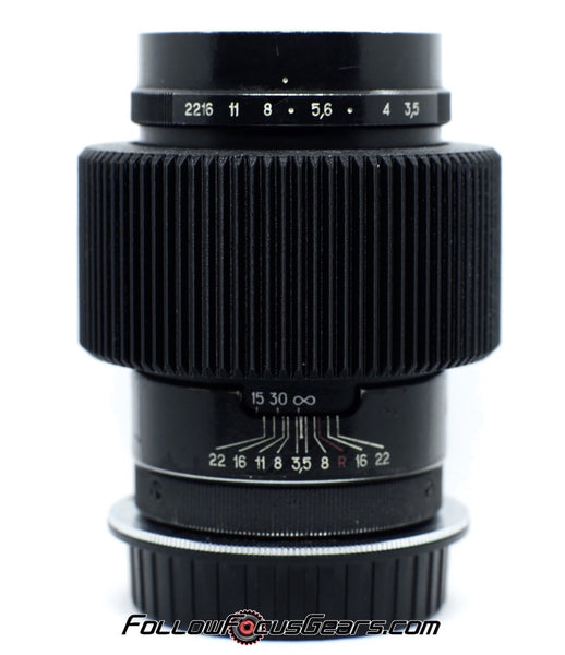 Seamless Follow Focus Gear for Jupiter - 37A 135mm f3.5