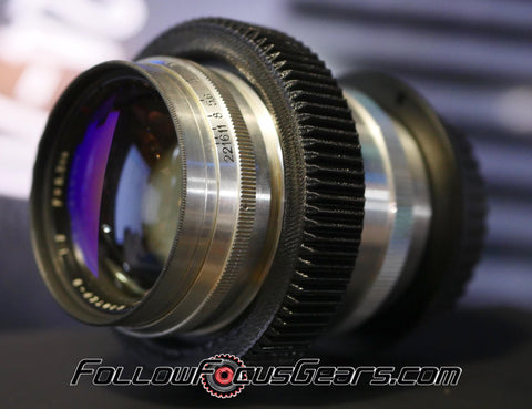 Seamless Follow Focus Gear for Jupiter-9 8,5cm f2 Lens