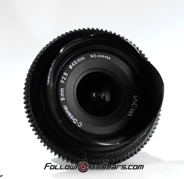 Seamless Focus Gear for Laowa 9mm f2.8 C Dreamer