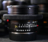 Seamless Follow Focus Gear for <b>Leica 24mm f2.8 Elmarit - R</b> Lens