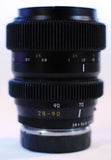 Seamless™ Follow Focus Gear for <b>Leica 28-90mm f2.8-4.5 Vario-Elmarit - R (E67)</b> Lens