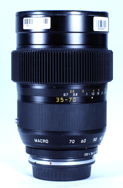 Seamless™ Follow Focus Gear for <b>Leica 35-70mm f2.8 Vario-Elmarit - R E77</b> Lens