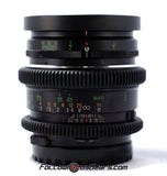 Seamless™ Follow Focus Gear for <b>Mamiya Sekor C 80mm f4 Macro</b> Lens