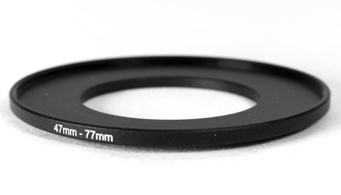 <b>47-77mm<b/> Step Up Adapter