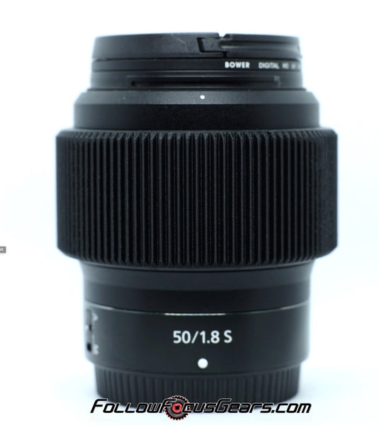 Lens Gear for Nikon Z 50 mm f1.8 S