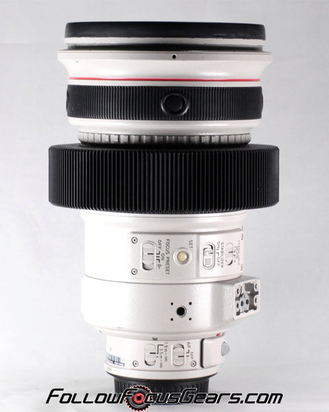 Seamless Focus Gear for Canon EF 200mm f2 L IS USM Lens