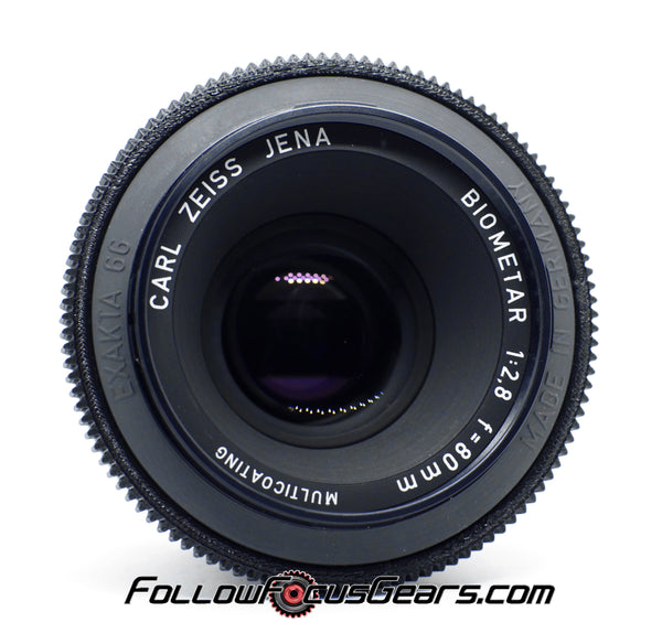 Carl Zeiss Jena  80mm f2.8 Biometar Multicoating Exakta 66