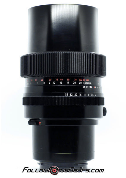 Carl Zeiss Jena 300mm 4 Sonnar MC DDR