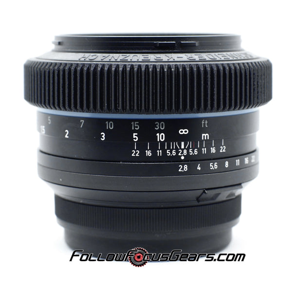 Seamless Follow Focus Gear for Schneider Kreuznach Xenotar MF 80mm f2.8 Multicoating S Lens
