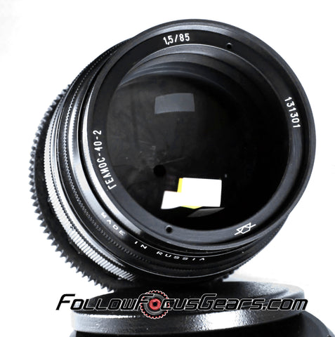 Seamless Follow Focus Gear for Helios 40-2 85mm f1.5
