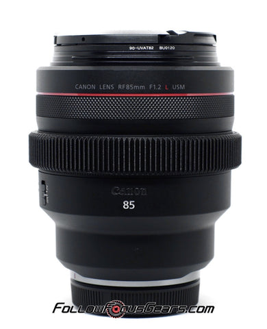 Seamless Follow Focus Gear for Canon RF 85mm f1.2 f/1.2 L USM Lens