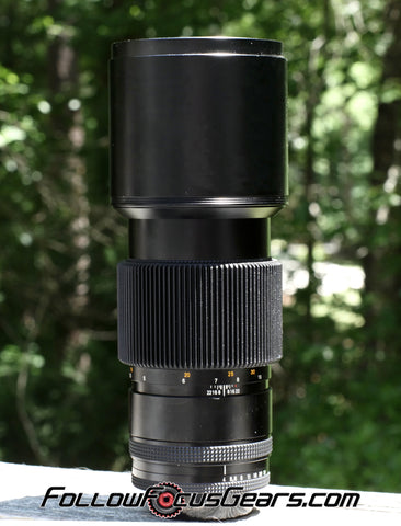 Seamless Follow Focus Gear for Contax Zeiss 300mm f4 Tele-Tessar Lens