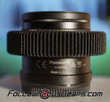 Seamless™ Follow Focus Gear for <b>Panasonic Lumix G 42.5mm f1.7 Power IOS</b> Lens