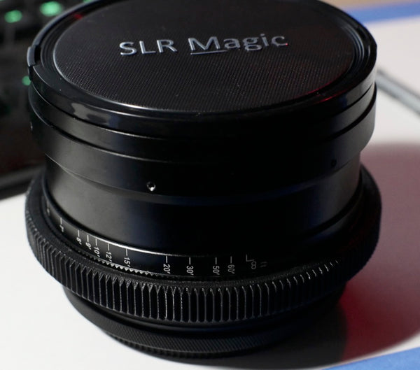 Custom Focus Gear for SLR Magic 1,33x-65 ANAMORPHOT Lens