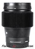 Seamless™ Follow Focus Gear for <b>Sigma 16mm f1.4 DC DN</b> Lens