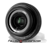 Seamless™ Follow Focus Gear for <b>Panasonic Lumix G 25mm f1.7 ASPH.</b> Lens