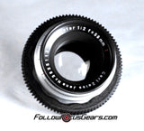 Seamless™ Follow Focus Gear for <b>Carl Zeiss Jena 58mm f2 Biotar</b> Lens