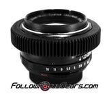 Seamless Focus Gear for Super Multi Coated Takumar 50mm f/1.4