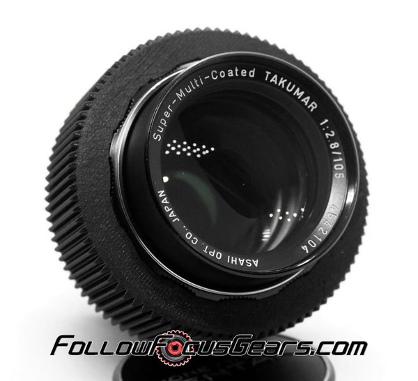 Seamless Gear for Super Multi Coated Takumar 105mm f2.8