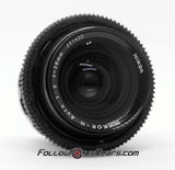 Seamless Focus Gear for Nikon Nikkor N 28mm f/2 Lens