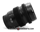 Seamless™ Focus Gear for <b>Panasonic Lumix 24-105mm f4</b> Lens
