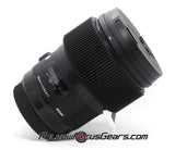 Seamless Follow Focus Gear for Sigma 28mm f/2.8 DG HSM Art Lens