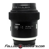 Tamron SP 45mm f/1.8 Di VC USD Seamless Lens Focus Gear Cine