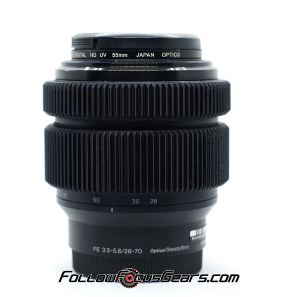 Seamless Focus Gear for Sony FE 28-70mm f3.5-5.6 OSS Lens