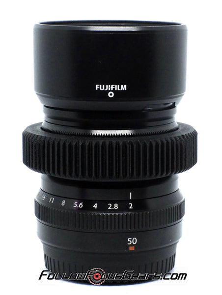 Focus Gear for Fujinon Super EBC XF 50mm f1.2 R WR ASPH Lens