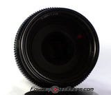 Seamless Follow Focus Gear for <b>Sony FE 24-105mm f4 G OSS</b> Lens