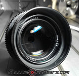 Seamless™ Follow Focus Gear for <b>Voigtlander 50mm f1.1</b> Lens