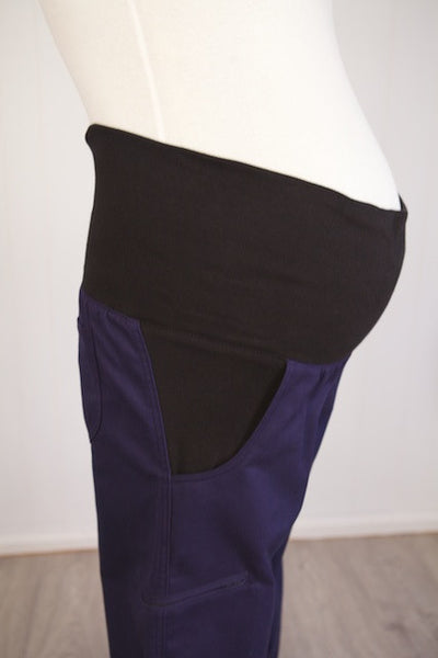 Maternity straight leg pants