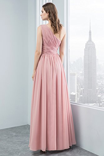BRIDESMAID DRESS - RUSH, Color - Blush1