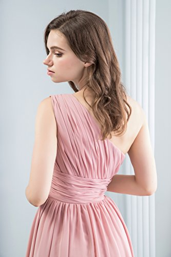BRIDESMAID DRESS - RUSH, Color - Coral 1