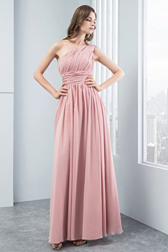 BRIDESMAID DRESS - RUSH, Color - Coral 2