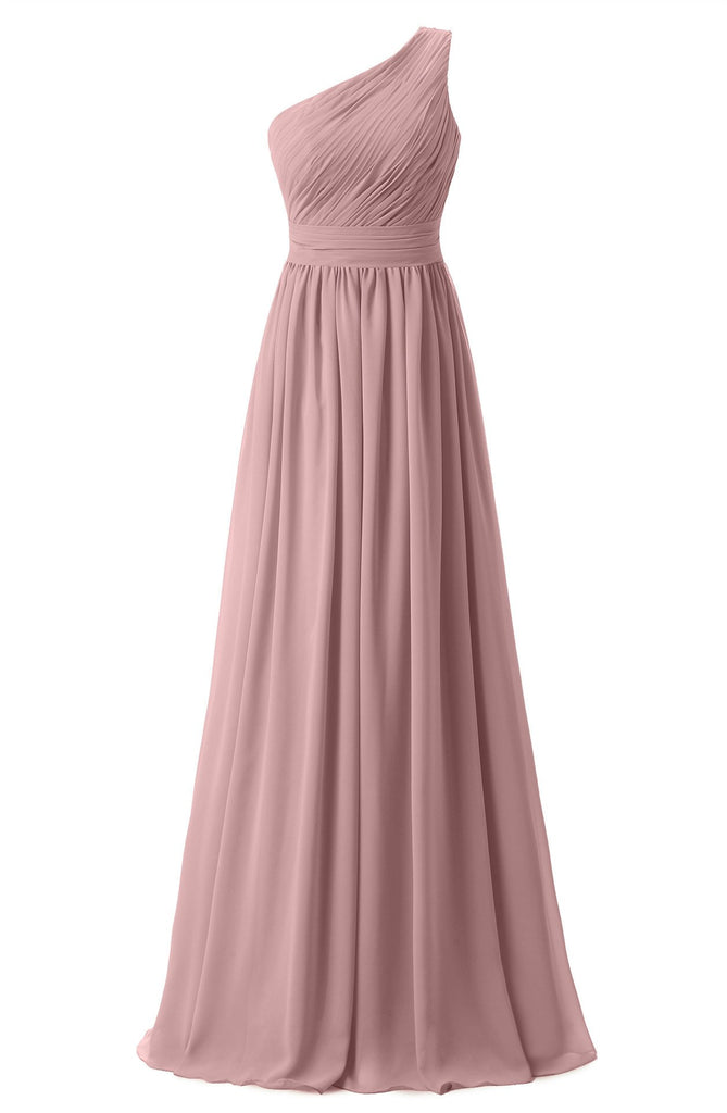 BRIDESMAID DRESS - RUSH, Color - Dusty Rose1