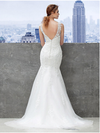 Mermaid Wedding Dress - Classic